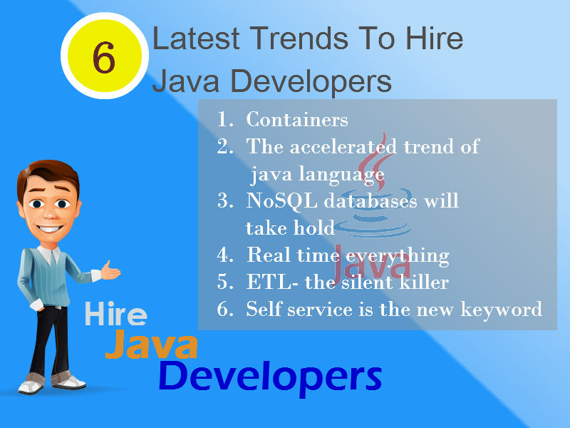 Hiring Java Developers With Latest Trend Knowledge
