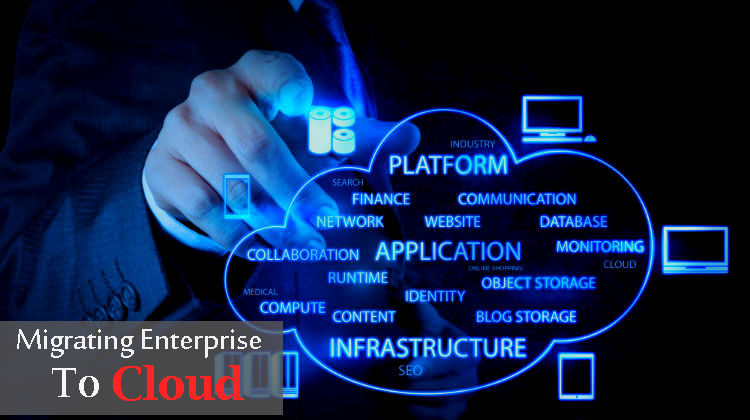 Migrating Enterprise to Cloud